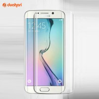 Tempered Glass Curve SAMSUNG GALAXY S6 EDGE Full Cover Screen Guard