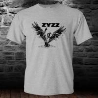 Kaos Fangkeh ZYZZ Gym Fitness Clothes Body Building Fan