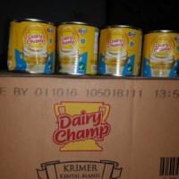 Krimer kental manis Dairy Champ 48 x 500gr