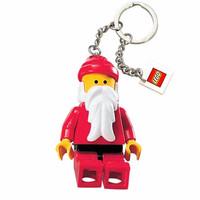 Jual HOT SALE Lego Santa Key Chain  - BSD357 Murah