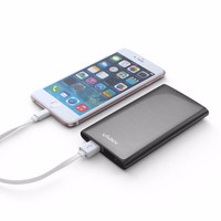 [PROMO] Vivan W9 9000mAh 2 USB Ports Power Bank Tarnish  - PRS273