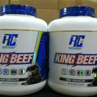 king beef protein  carnivor whey pharmafreak isolate bland