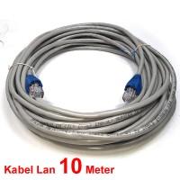 GROSIR Kabel LAN 10Meter RJ45 Cat5e 10 Meter UTP Cable 10 M 10M 10Mtr