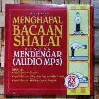Menghafal Bacaan Shalat dengan Mendengar (Audio MP3)