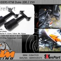 Frame Slider & Axle Slider KTM Duke 200 & 250