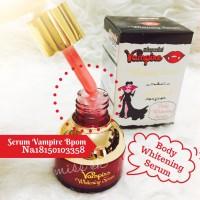 Harga bpom serum bpom vampire body face whitening serum | Pembandingharga.com