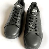Jual Sepatu Sneakers Adidas Stan Smith Raf Simons 9.5 / 43.5 Murah