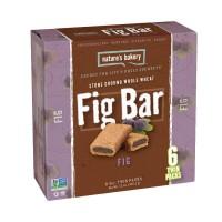 Nature's Bakery Whole Wheat Fig Bar - Original (Box Of 6)