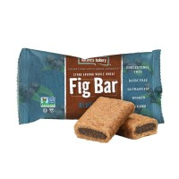Nature's Bakery Whole Wheat Fig Bar - Blueberry ( 1 Pack )
