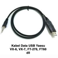 Kabel Data Yaesu Seri VX dan FT