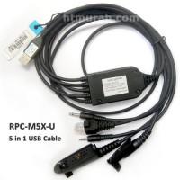 Kabel Data Motorola USB 5 in 1
