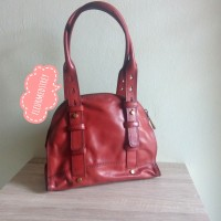 Tas Fossil Fifty Four in Russet Brown Like New
