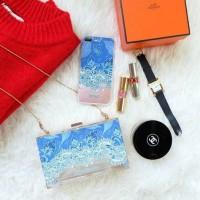 Jual PO Custom Case Batik Sapphire for iPhone/Samsung/Asus/Xiaomi/Oppo dll Murah