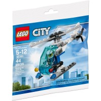 Lego City 30351 Police Helicopter Polybag