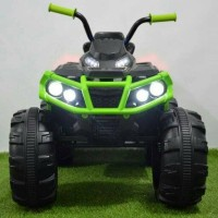 mobil Motor mainan anak jenis all-terrain vehicle Model Honda ATV aki