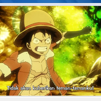 Anime One Piece The Movie