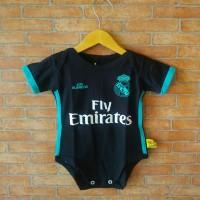 Jual Baju Kaos Bola Bayi Anak Perempuan Laki perlengkapan I Real Madrid Awa Murah
