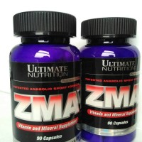 Ultimate Nutrition ZMA isi 90 Caps