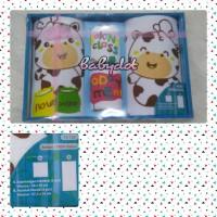 Gift Set Handuk Bayi Newborn Merek Kiddy Baby