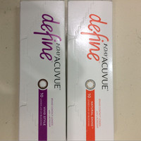 acuvue define isi 5 pasang