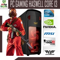 PC GAMING HASWELL CORE I3 -3