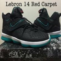 43740cefc66 Sepatu Basket Nike Lebron 14 Red Carpet