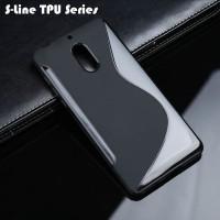harga S-line Tpu Case Nokia 6 Black Soft Back Cover Tokopedia.com