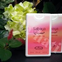 Al Rehab Sabaya 18 ml - Natural Pocket Spray - Eau de Perfume