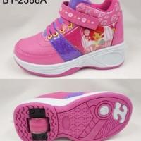 Sepatu Anak Roda 1 Karakter SS-JRD17