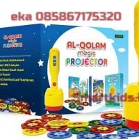 Al-Qolam Magic Projector