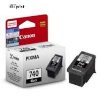 Tinta printer canon PG740 Black Printer Pixma MG3170