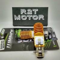 lampu led motor vario beat mio matic dan bebek arus dc