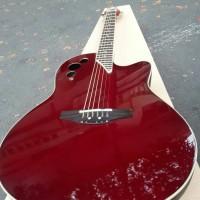 Harga Gitar Acoustic Electric Banndess atau Ovation AE 4411 P W Original | WIKIPRICE INDONESIA