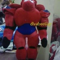 Jual SALE boneka SNI baymax merah (big hero 6) Murah