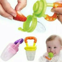 Jual High Quality empeng bayi dot buah baby pacifier baby teether Murah