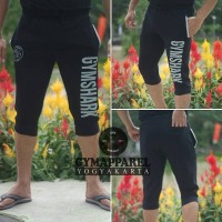 celana pendek olahraga jogger pants gymshark under armour cotton fit
