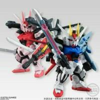 P-Bandai FW Gundam Converge Core : Perfect Strike & Strike Rouge IWSP