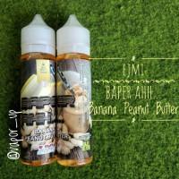 Jual EJMI BAPER AHH Banana Peanut Butter Premium Liquid Murah