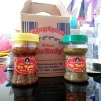 Jual sambal / sambel Bawang Bu Rudy asli Murah