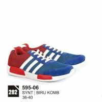 sepatu olahraga wanita-sporty badminton senam model adidas-sepatu az