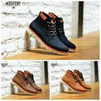 Sepatu Boots Pria Moofeat Original