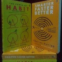 Buku The Power of Habit & Smarter Faster Better by Charles Duhigg