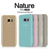 Softcase Nillkin Nature TPU Case Samsung Galaxy S7 Flat (G930FD)