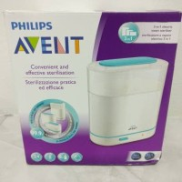 Jual Philips Avent Sterilizer 3in1 3 in 1 SCF 284 Murah