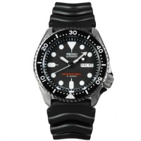 Seiko Diver SKX007J1 Automatic Watch Black Dial Made In Japan