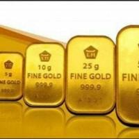 Jual Emas antam 5 gram logam mulia dan bersertifikat Murah