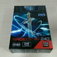 VGA Card HIS Ati Radeon R7 240, 2 GB DDR5 128 bit PCI E