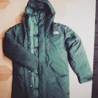 The north face bedford mens down parka