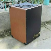 Cajon / Kahon / Kajon / Drum Box Free Tas