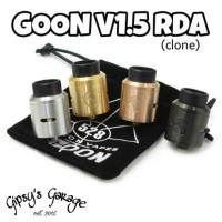 Jual GOON V1.5 RDA 24mm Style High Quality Clone *(not tsunami druga tm24 Murah